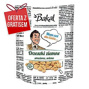 Orzechy ziemne prażone, solone BAKAL Vintage, 100 g