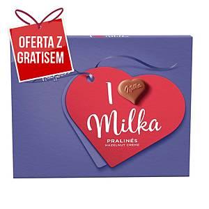 Praliny I LOVE MILKA, 110 g