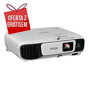 Projektor multimedialny Full HD WUXGA EPSON EB-U42 *