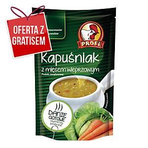 Zupa gotowa do spożycia PROFI Kapuśniak, 450 g