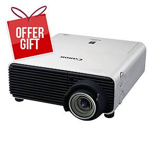 CANON XEED WUX500ST INSTAL PROJECTOR