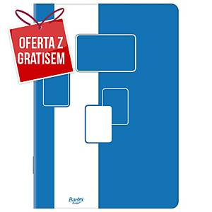 Zeszyt BANTEX BUDGET, A5, kratka, 60 kartek