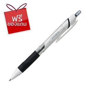 UNI ปากกาหมึกเจล JETSTREAM SXN-155 หัว 0.5 มม. สีดำ