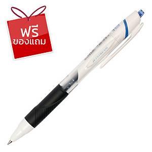 UNI ปากกาหมึกเจล JETSTREAM SXN-155 หัว 0.5 มม. สีน้ำเงิน