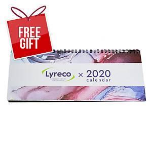 LYRECO CALENDAR 2020