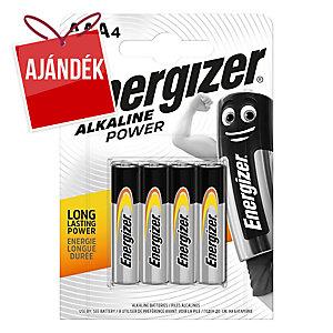 Energizer Alkaline Power, AAA/LR03 4 db/csomag