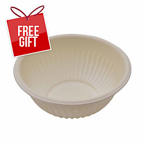 Biodegradable Bowl 60Z - Pack of 50