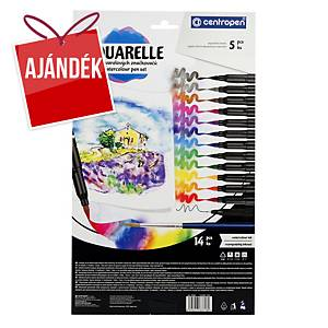 Kreatív szett Centropen Aquarelle 9383