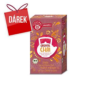 Čaj Teekanne Bio Organics, oriental chai, 20 porcí