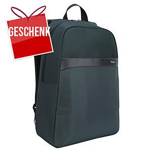 Targus Geolite Essential Laptoprucksack 15,6 , ozeanblau/schwarz