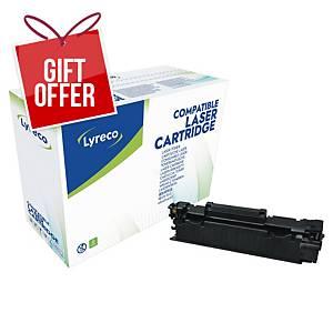 Lyreco Compatible 79A HP CF279A Toner Cartridge Black