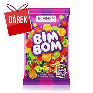 Roshen Bim Bom cukroví, ovocné, 1 kg