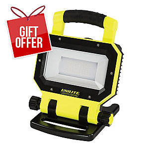 Unilite Slr-3000 Led Light 3000Lm Black