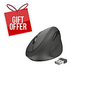 TRUST 23002 ORBO wireless ergonomic mouse