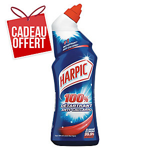 Gel super détartrant WC Harpic - flacon de 750 ml