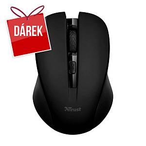 TRUST MYDO 21869 bezdrátová myš černa