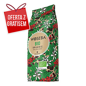 Kawa ziarnista WOSEBA Bio Organic, 500 g