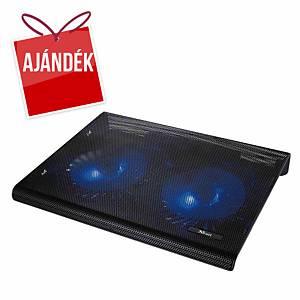 Trust Azul hűtő laptopállvány, max. 17,3
