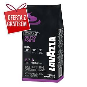Kawa ziarnista LAVAZZA EXPERT Gusto Forte, 1 kg