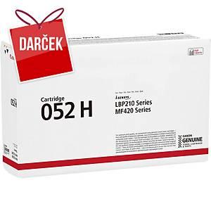 Canon laserový toner 052 H (2200C002), čierny