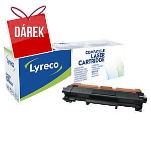 LYRECO kompatibilní laserový toner  BROTHER TN-2410 černý