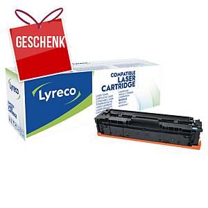 LYRECO kompatibler Lasertoner HP 203A (CF541A) cyan