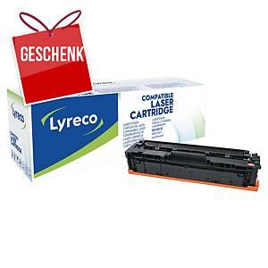 LYRECO kompatibler Lasertoner HP 203A (CF543A) magenta