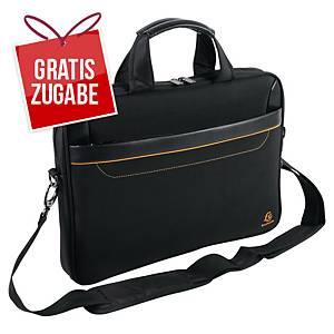 Laptoptasche Exacompta 17434E Exactive, 15,6 Zoll, schwarz