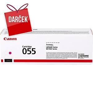 Canon laserový toner 055 (3014C002), magenta