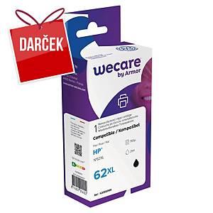 WECARE kompatibilná atramentová kazeta HP 62XL (C2P05AA) čierna