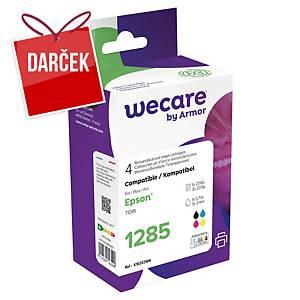 WECARE kompatibilná atramentová kazeta EPSON C13T12854012 4-farebná Č/C/M/Ž