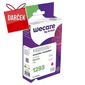 WECARE kompatibilná atramentová kazeta EPSON C13T12934012 magenta