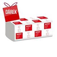 Papírové ručníky ZZ Katrin Classic 35298, Handy Pack, bílé, 20 x 200 utěrek