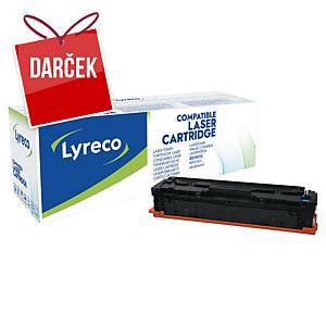 Lyreco kompatibilný laserový toner HP 205A (CF531A), cyan