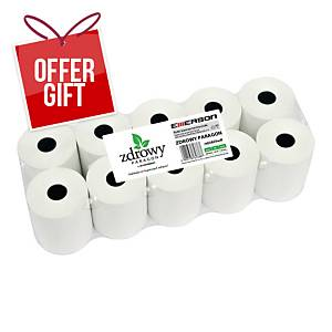 PK10 EMERSON FF THERMAL ROLLS 28MMX25M