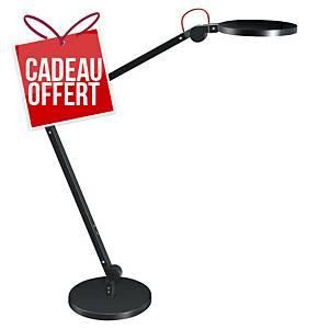 Lampe Cep Giant - LED - double bras articulé - noire