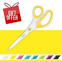 Leitz WOW Scissors 20cm Yellow