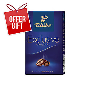TCHIBO EXCLUSIVE COFFEE POWDER 250G