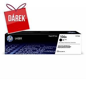 HP laserový toner 106A (W1106A) černý