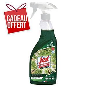 Nettoyant Jex Professionnel Triple Action - forêt des Landes - spray de 750 ml
