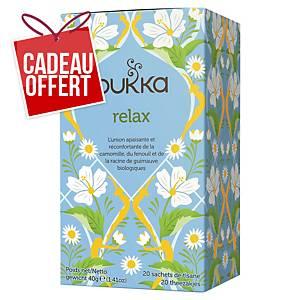 Infusion bio Pukka - 20 sachets fraîcheur