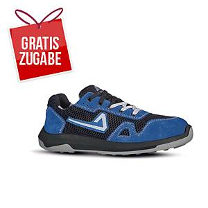 Sicherheitsschuhe Aimont Block AR406, S1P ESD SRC, Größe 47, schwarz