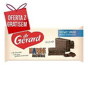 Ciastka DR GERARD Mafijne brownie, 199 g