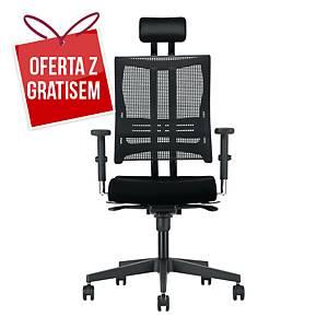 Krzesło biurowe NOWY STYL OFFICER, czarne
