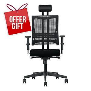 NOWY STYL OFFICER CHAIR BLACK