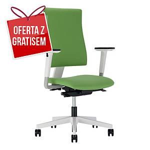 Krzesło biurowe NOWY STYL 4ME, zielone