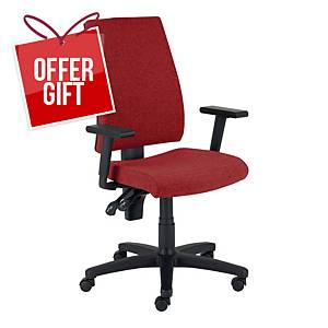 NOWY STYL TITO CHAIR RED