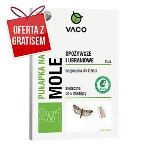 Pułapka na mole ubraniowe i kuchenne VACO DV51 Eco, 2 sztuki