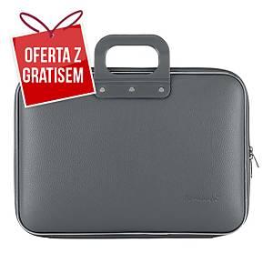 Torba na laptop BOMBATA Classic 15,6  szara