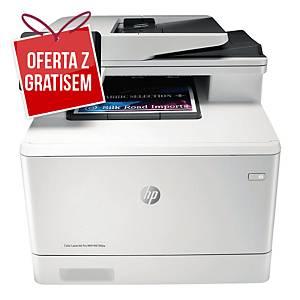 Urządzenie wielofunkcyjne kolorowe A4 HP Color LaserJet MFP M479FDW W1A80A